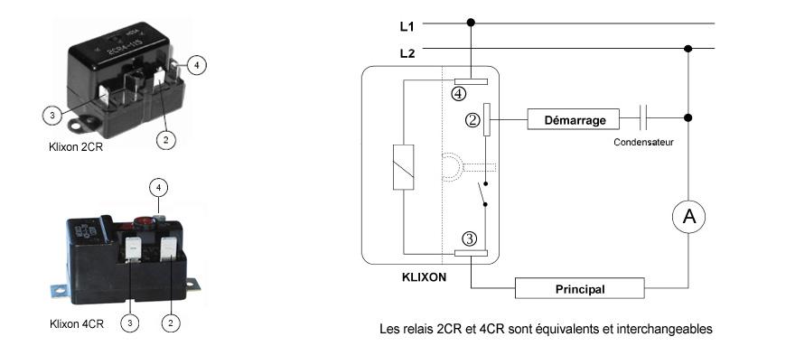 relais klixon 4cr1
